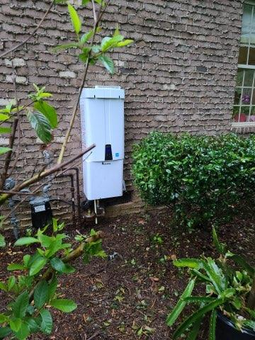 Navien Tankless Water Heaters Charlotte